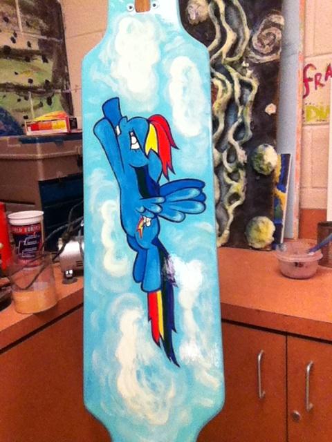 Longboard by BigD565