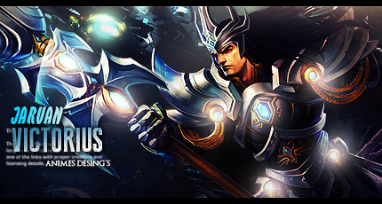 [signature] Victorius by AnimesDesings