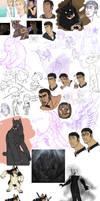 Sketch Dump 12