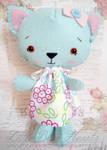 Daisy - Plushie Kitten