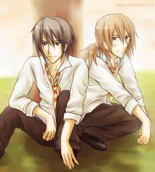 HP: Sirius+Remus