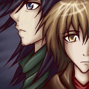 HP: Padfoot_x_Moony by kaekaa