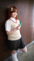 Misaka Mikoto - To aru Kagaku no Railgun