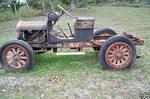1914 White truck