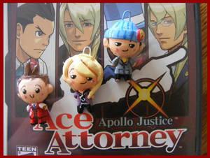 Chibi-Charms: Apollo Justice 3