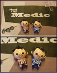 Chibi-Charms: TF2 Medic