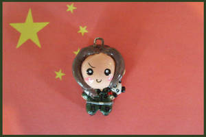 Chibi-Charms: APH China by MandyPandaa