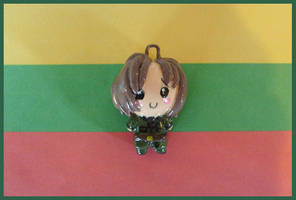 Chibi-Charms: APH Lithuania by MandyPandaa