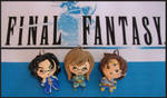 Chibi-Charms: Final Fantasy