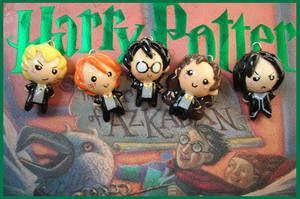 Chibi-Charms: Harry Potter