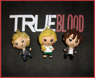 Chibi-Charms: True Blood by MandyPandaa