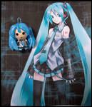 Chibi-Charms: Hatsune Miku