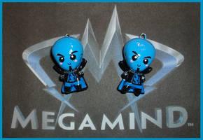 Chibi-Charms: Megamind by MandyPandaa