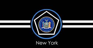 EGTF-New York (the USA) Final Official Flag