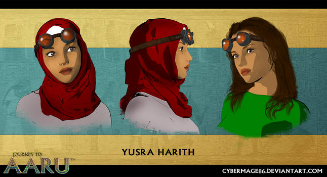Yusra Harith
