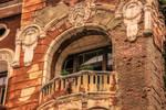 A leafy balcony by bibanus
