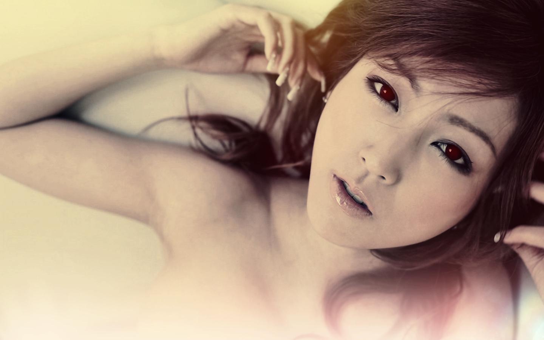 Asian girl six