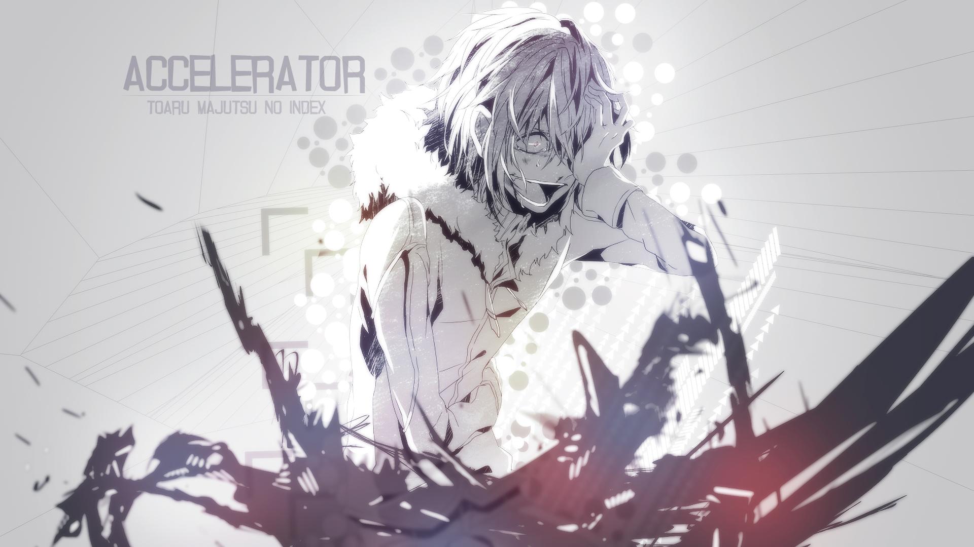 Accelerator Toaru Majutsu No Index By JuliannMiic