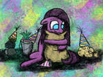 Pinkamena and Her Real Friends