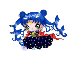 Serenity Hime -colored-