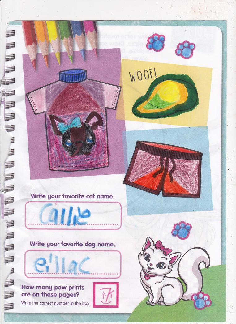 Barbie coloring page! by omgpeeps