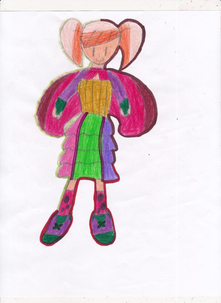 Funktabulous fairy! by omgpeeps