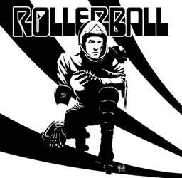 James Caan-Rollerball by olivier77