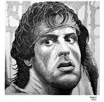 Sylvester Stallone-First blood