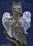 Totem Owls
