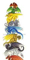 Dragon Stack