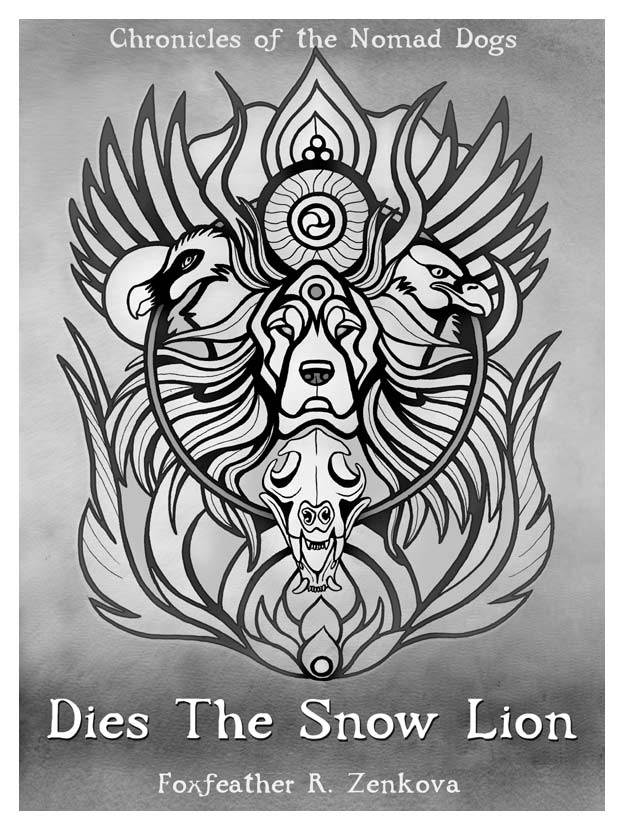 Dies The Snow Lion - Page 4 by Foxfeather248