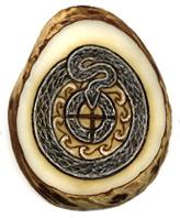 Black Snake Totem by Foxfeather248