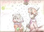 Christmas Card: Romy