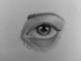 eye by hasanemin