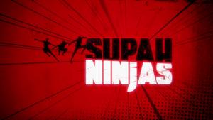 Supah Ninjas intro BLANK