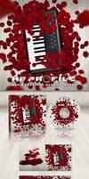 Hi Profile cd package... by 187designz