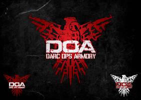 D.O.A. logo... by 187designz