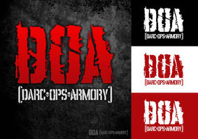 D.O.A. logo II... by 187designz