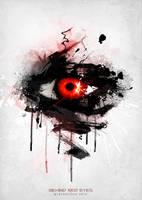 Behind Red Eyes... by 187designz