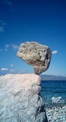 stone balance #12 by 187designz