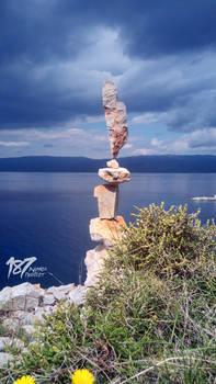 stone balance #38