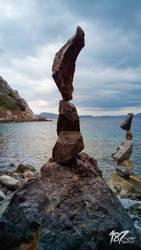 stone balance #46 by 187designz