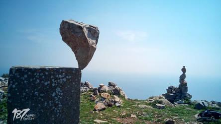 stone balance #54