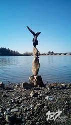 stone balance #55 by 187designz