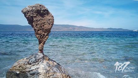 stone balance #59 by 187designz