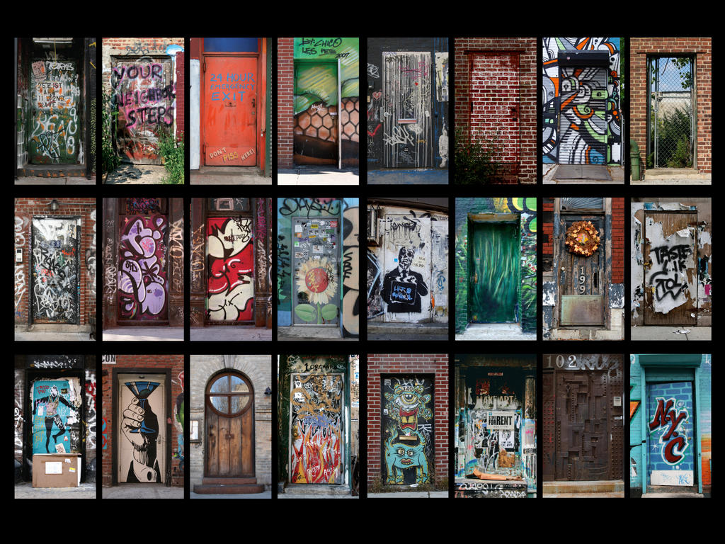 The Doors of NYC by piratesofbrooklyn ...  sc 1 st  piratesofbrooklyn - DeviantArt & The Doors of NYC by piratesofbrooklyn on DeviantArt