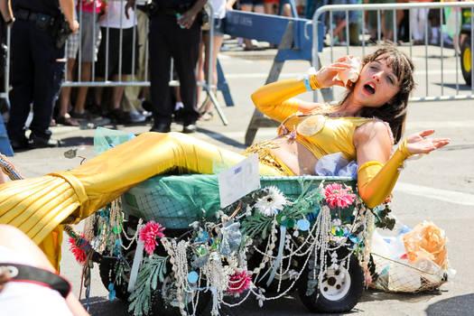 Mermaid Parade 11 by piratesofbrooklyn