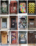 The Doors of NYC print 1