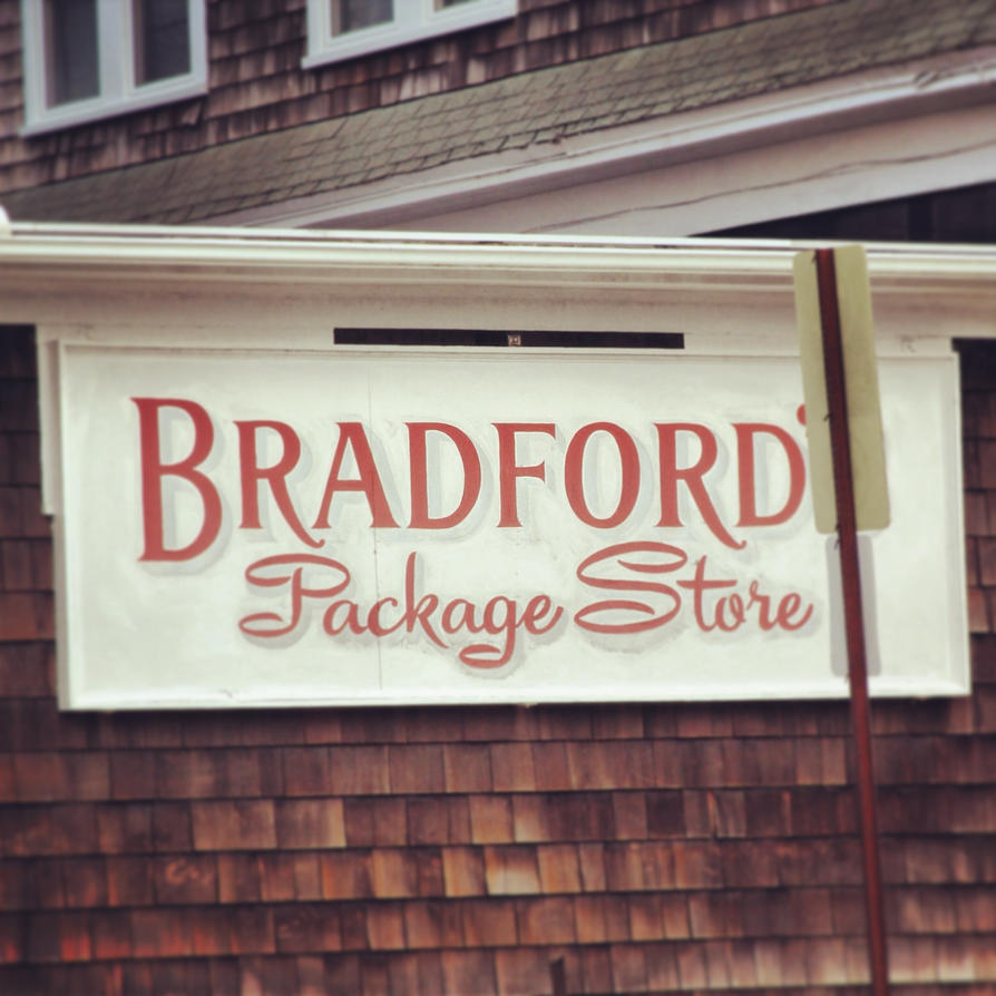 Bradford's Package Store by piratesofbrooklyn