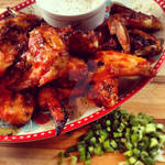 Homemade Wing Things